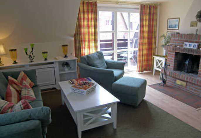 Ferienwohnung  B3 Wohnzimmer