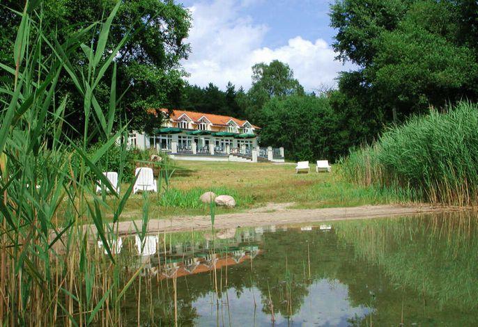 Ferienwohnung im Naturpark - inmitten der Mecklenburgischen Seenplatte