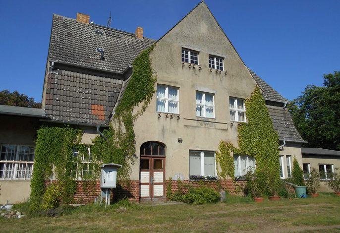 Ferienwohnungen im historischen Bahnhof Feldberg