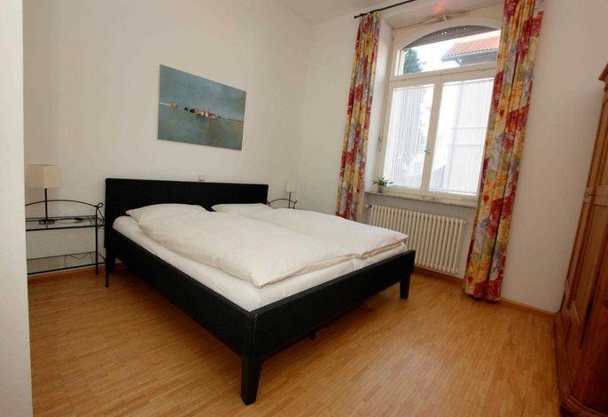 FeWo1 - Schlafzimmer EG/Hochparterre