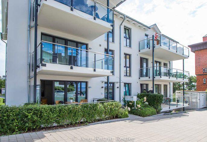 Sassnitz - Villa Amelie WE 1.1.  Seeadler  - RZV