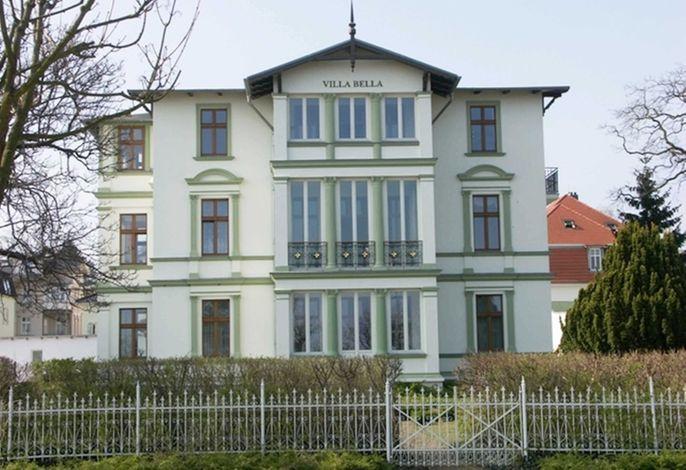 villa Bella behindertenfreundliche Wohnung 1.Reihe