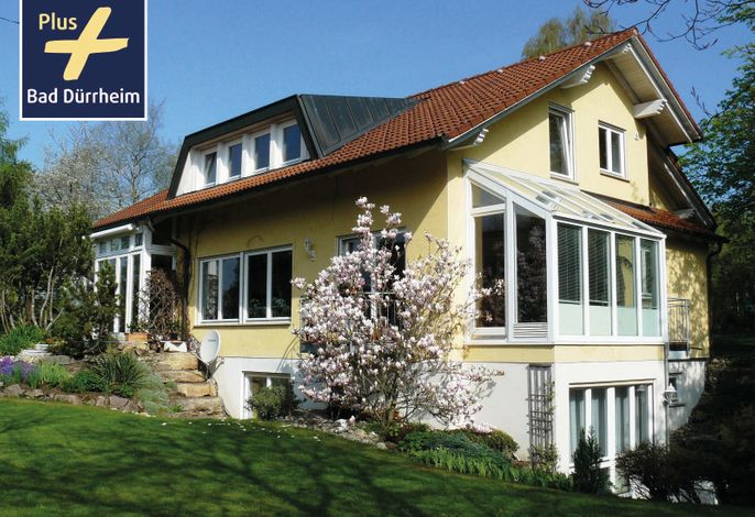 Haus Ahorn Ost-und Südseite + = kostenloser Eintritt ins SOLMAR täglich 3 Stunden