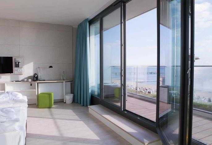 SEETELHOTEL Kaiserstrand Beachhotel, Zimmerbeispiel