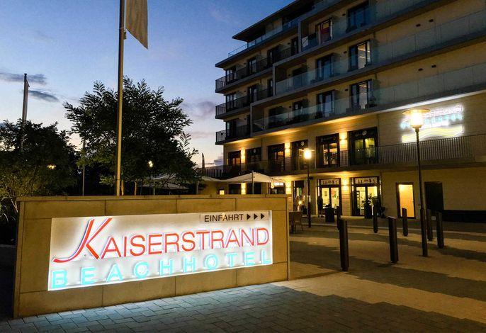 SEETELHOTEL Kaiserstrand Beachhotel