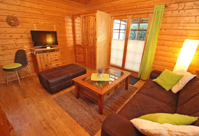 Wohnraum - kürzlich neu modernisiert und neu ausgestattet