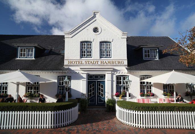 Hotel Stadt Hamburg - Westerland auf Sylt / Nordfriesische Inseln