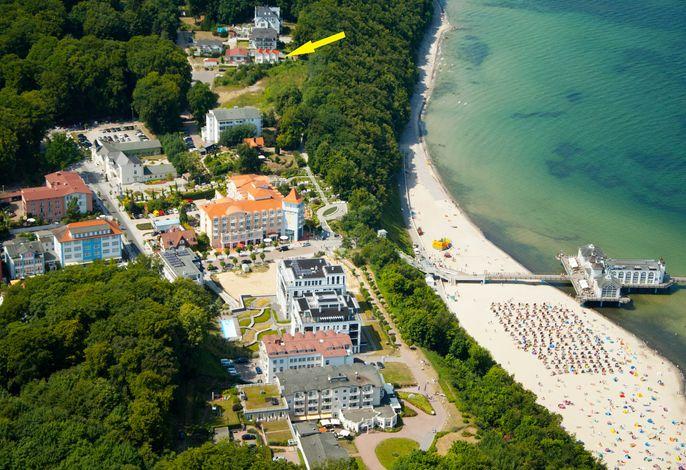 Sonnenblick Top Lage -  5 min zur  Ostsee und  Strand