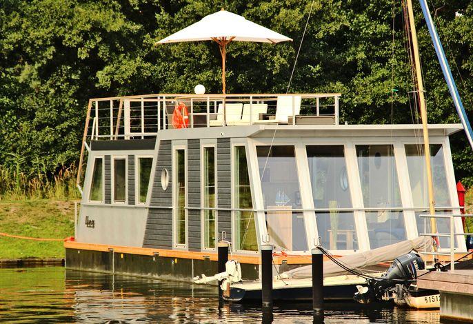 Hausboot Ueckermünde
