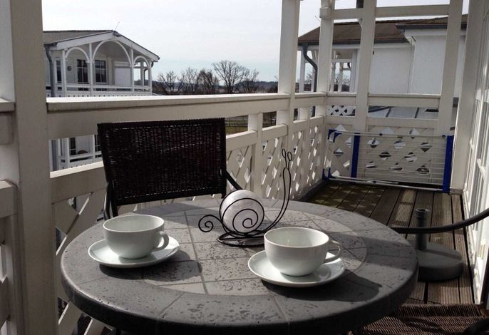 H: Seepark Sellin-Haus Göhren Whg 550 Penthouse mit Balkon