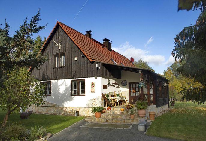 Landsitz in Blankensee - Ferienhaus 1