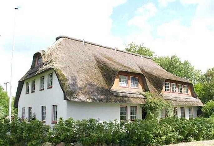 Landhaus Am Mühlendeich - Ferienwohnung im Erdgeschoss
