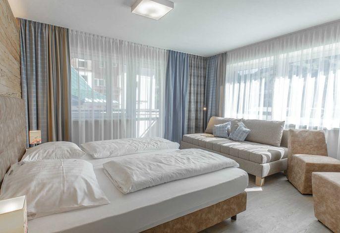Familienzimmer im Rosentalerhof Hotel und Appartements