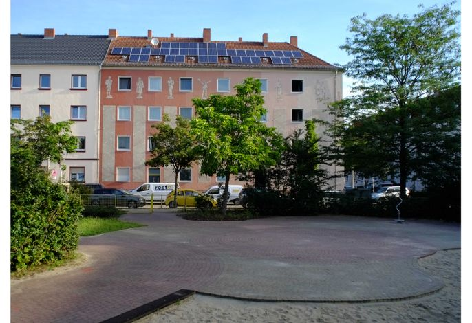 Stadt-Apartments Wichernstraße