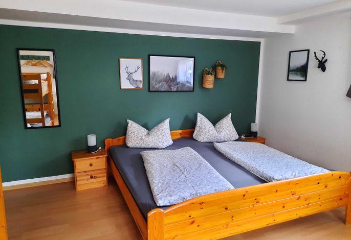 5-Bett-/ Familienzimmer