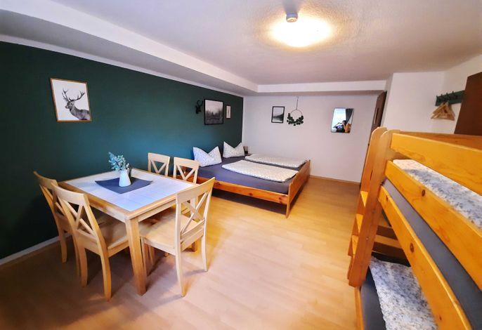 4-Bett-/Familienzimmer