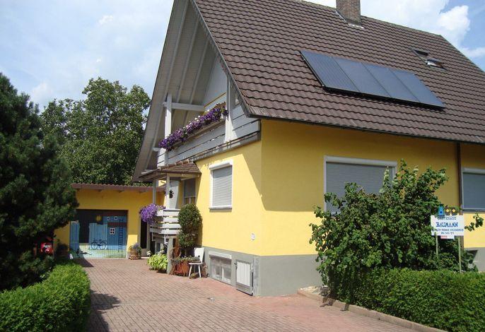 Gästehaus J. Baumann - Rust / Region Europa-Park