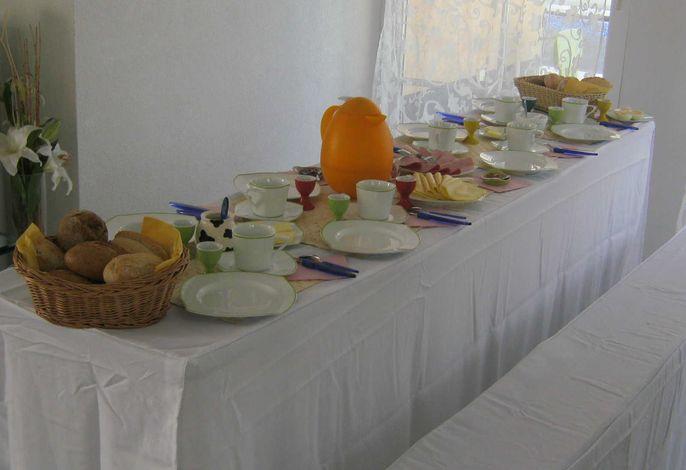 Gästehaus -Ferienwohnung Tante Tienchen