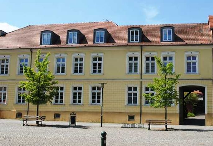 Ferienwohnung Hagin/Burgplatz