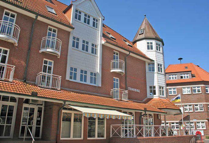 Inselresidenz Strandburg Juist Turmwohnung 205 Ref. 50959