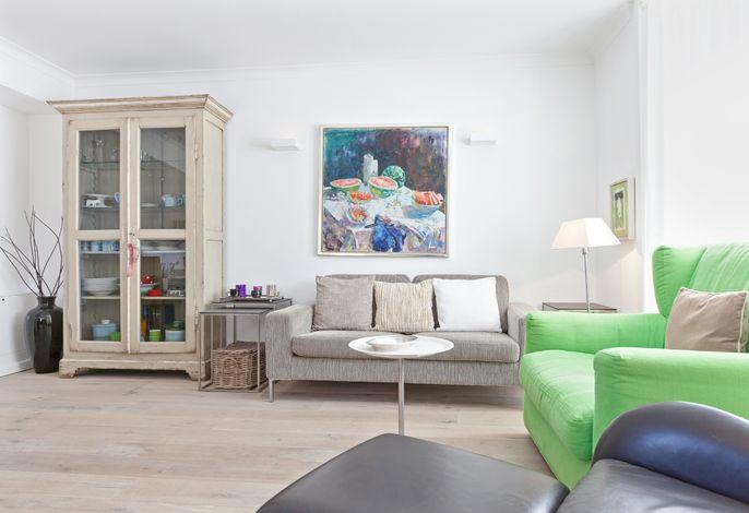 Landhaus Berthin-Bleeg, App. 1 Inselgrün