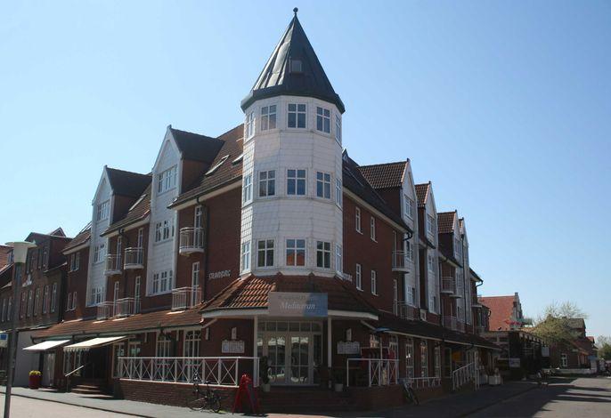 Inselresidenz Strandburg Juist Wohnung 107 Ref. 52044