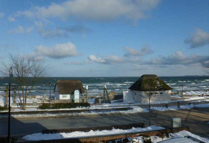 Strandhaus Buchtmitte