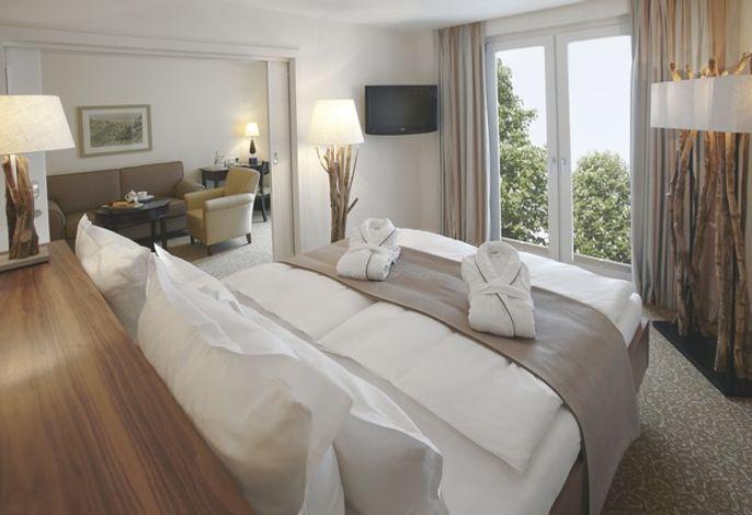 Suite Elegance Schlafbereich