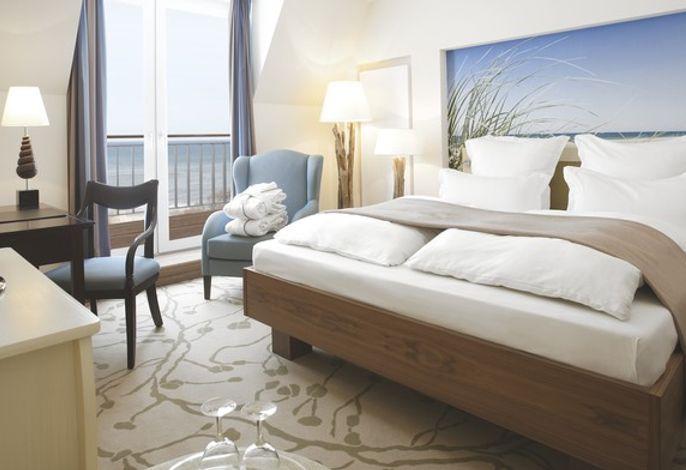 Doppelzimmer Elegance Meerblick