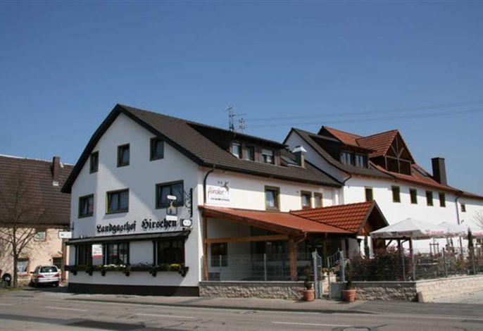 Hotel Werneths Landgasthof Hirschen - Rheinhausen / Region Europa-Park