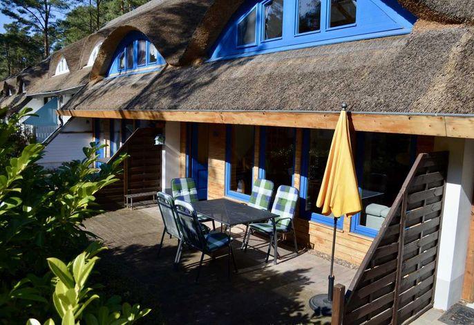 Reetdachhaus Karlshagen - 100 m bis zum Strand