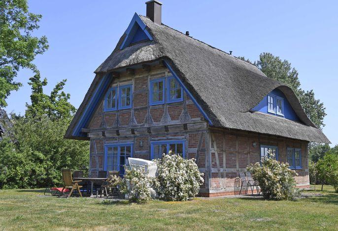 Fachwerkhäuser Gager F562 Haus 3 Strate mit Sauna + Kamin - Rügen