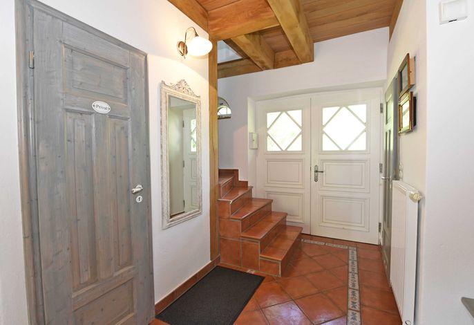 Fachwerkhaus Gager in Gager Haus 3 Strate (rechts) Eingangsflur