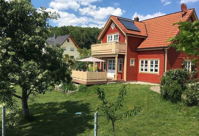 Holzferienhaus Funk