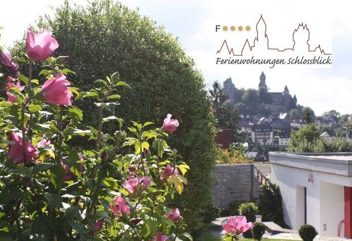 4 Sterne - Ferienhaus Schlossblick Braunfels