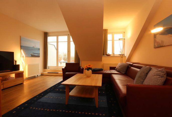 Fewo 13 - Wohnzimmer