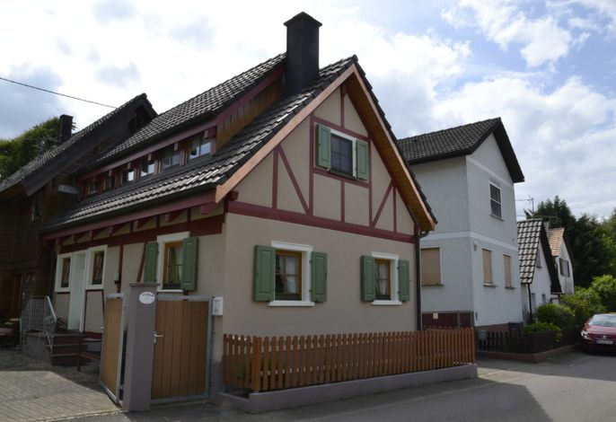 Gästehaus Schüber - Rheinhausen / Region Europa-Park