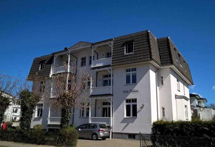 275 Schritte zum Meer - FeWo in Juliusruh/ Rügen