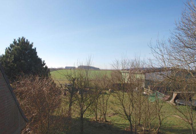 Ferienwohnung in Borgsum (oben rechts)