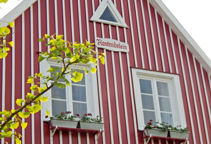 Ferienwohnung Obstwiese / Haus Rautendelein - Himmelpfort