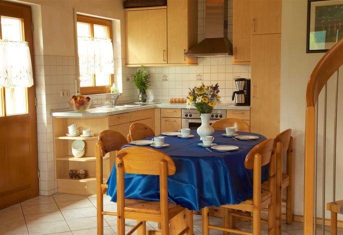 Küche im Häusle