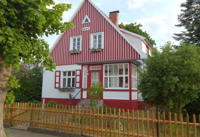 Ferienwohnung Sonnenschein / Haus Rautendelein - Himmelpfort