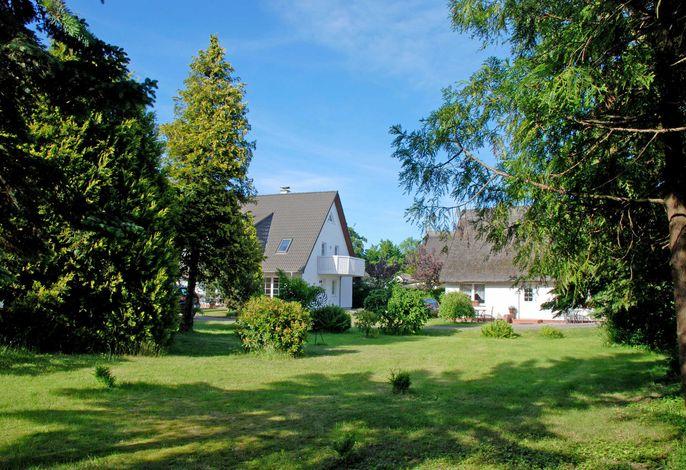 Ferienwohnungen an der Hagenschen Wiek auf Rügen