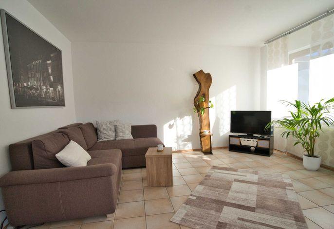 Sofa / Schlafcouch Wohnbereich