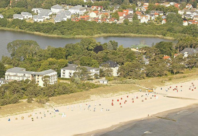 Dünenhaus Aurell - direkt am Ostseestrand
