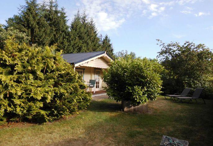 Ferienhaus für 2 Pers. in Malchow mit Badesteg in der Nähe