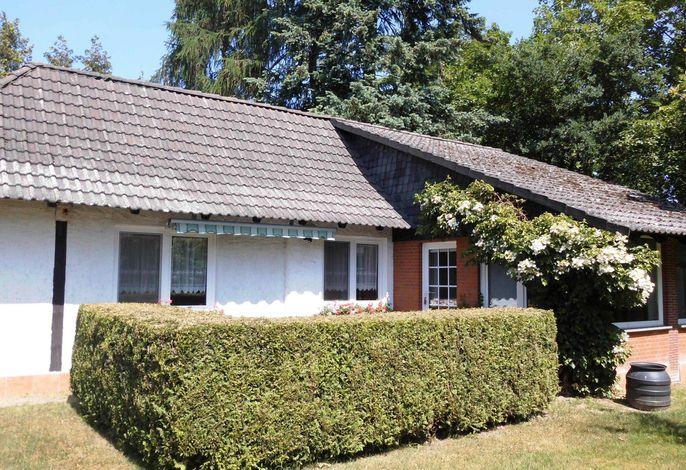 Ferienhaus für 4-5 Pers. in Malchow mit Badesteg in der Nähe