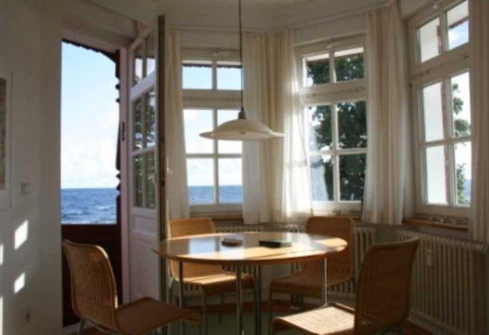 Villa Vineta mit Meerblick