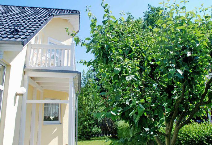 Ferienwohnung Schwalbennest im Ostseebad Baabe