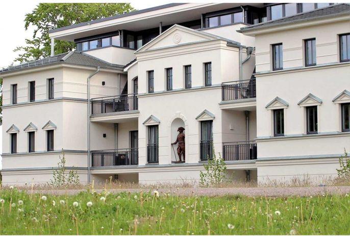 Logierhaus Friedrich WE 05 Ostseewelle